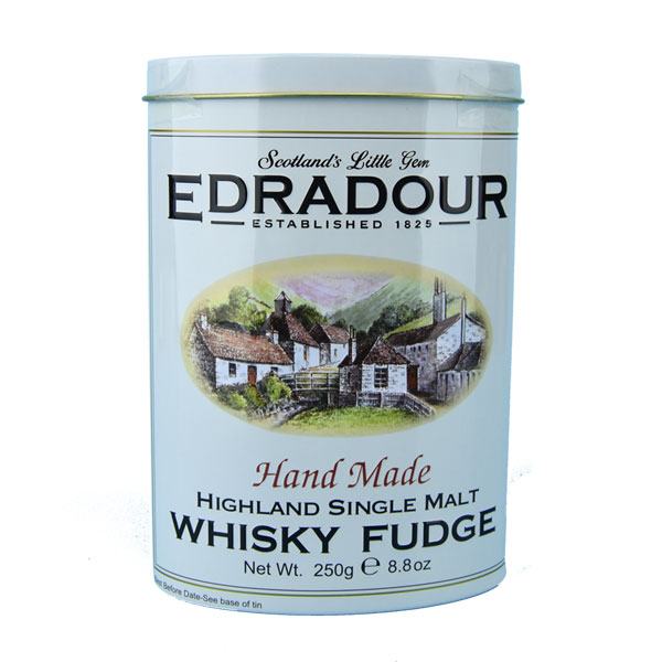 Edradour Whisky Fudge Tin