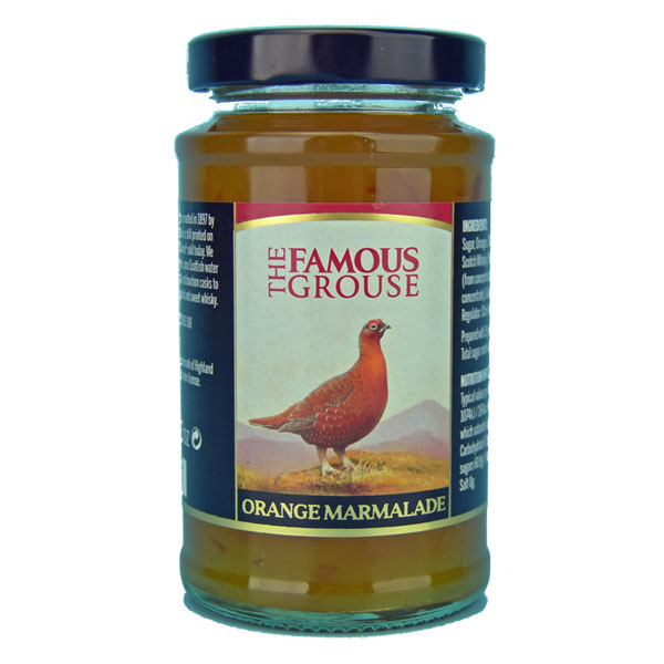 Famous Grouse Marmalade