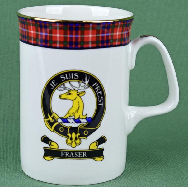 Fraser Clan Mug