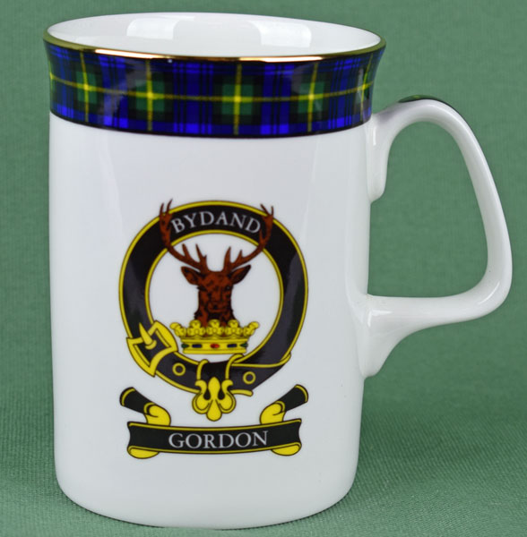 Gordon Clan Mug