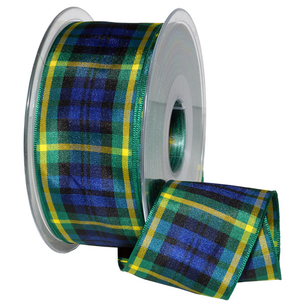 SALE Gordon Tartan Ribbon