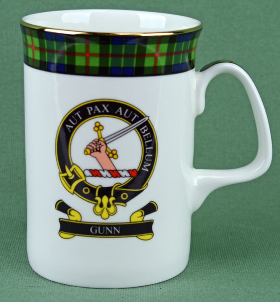 Gunn Clan Mug