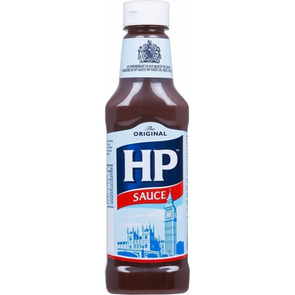 HP Sauce - large squeezy 15 oz. bottle
