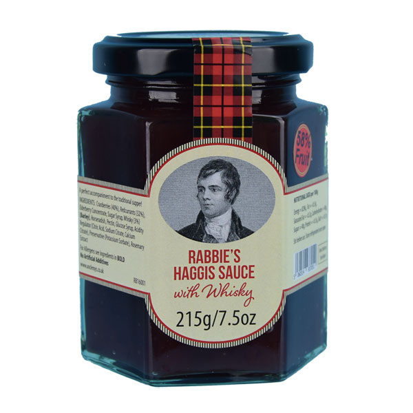 Haggis Sauce - Redcurrants and Whisky