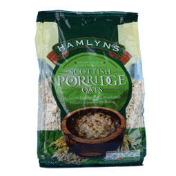 Hamlyns Scottish Porridge Oats