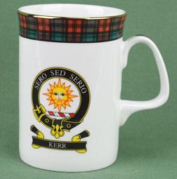 Kerr Clan Mug