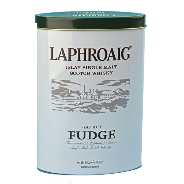 Laphroaig Whisky Fudge Tin