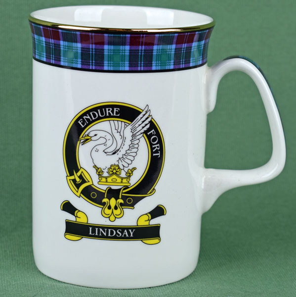 Lindsay Clan Mug