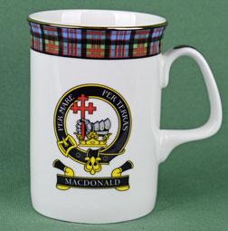 MacDonald Clan Mug