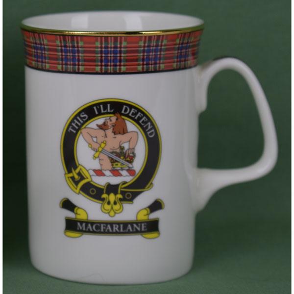 MacFarlane Clan Mug