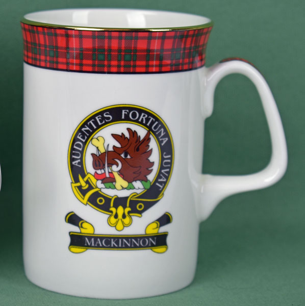 MacKinnon Clan Mug