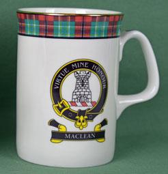 MacLean Clan Mug