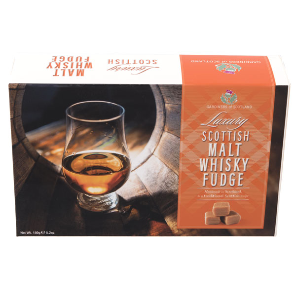 Malt Whisky Fudge Box