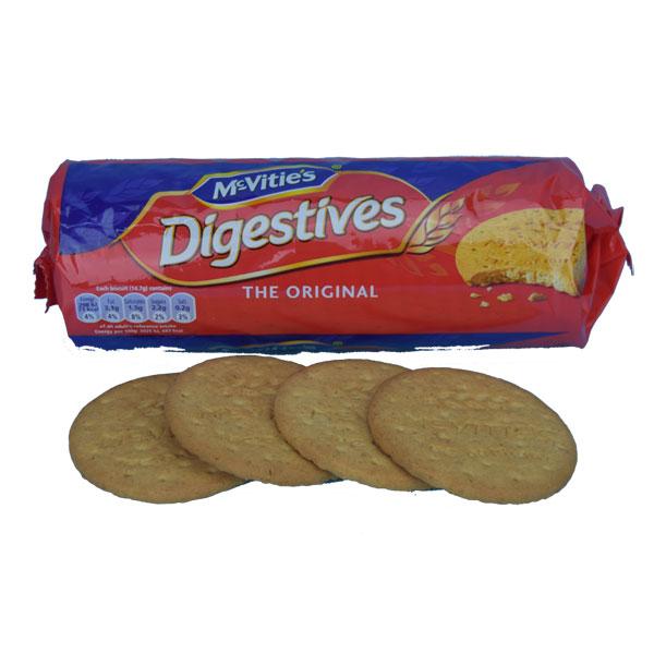 SALE McVities Digestive Biscuits - 14 oz.