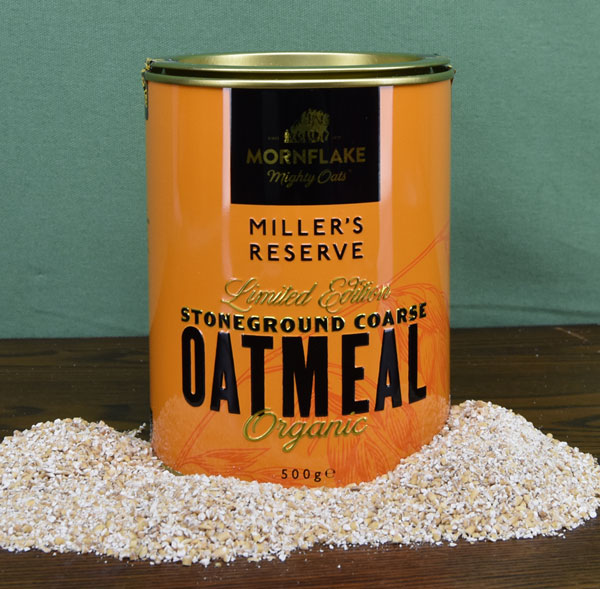 Mornflake Coarse Ground Organic Oats - Pinhead