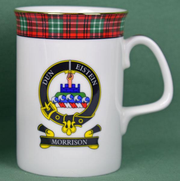 Morrison Clan Mug