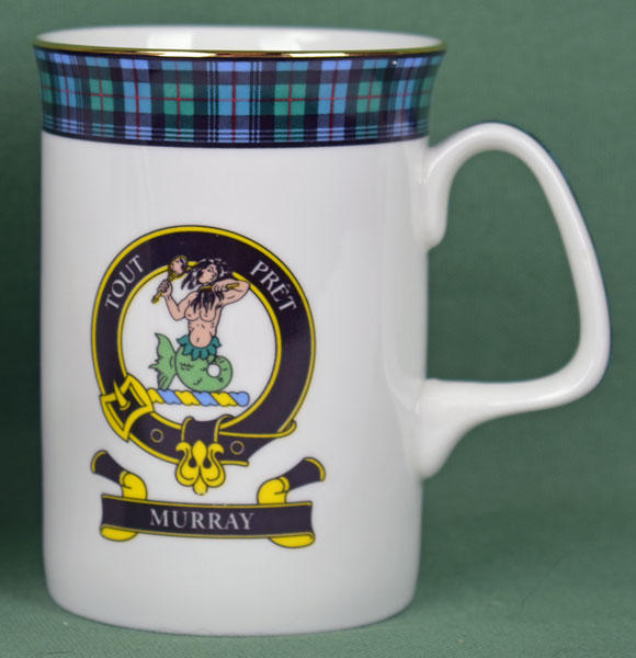 Murray Clan Mug