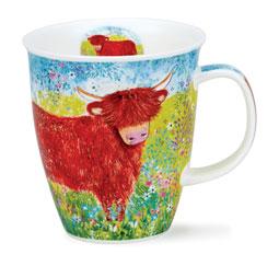 Hamish - Highland Cow Dunoon Mug