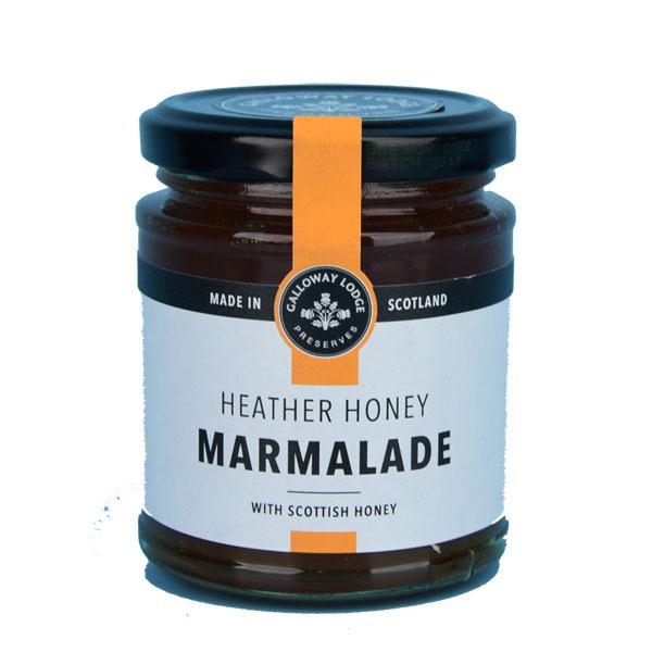 Heather Honey Marmalade - New 9 oz. round jar