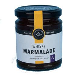 Marmalade with Annandale Malt Whisky - New 9 oz. round jar