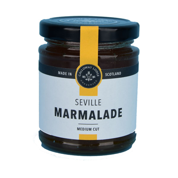 Seville Orange Marmalade - New 9 oz. round jar