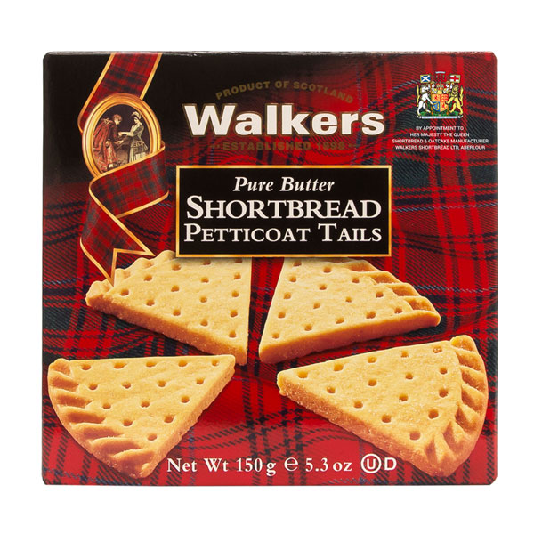 Petticoat Shortbread Rounds from Walkers