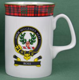 Ross Clan Mug