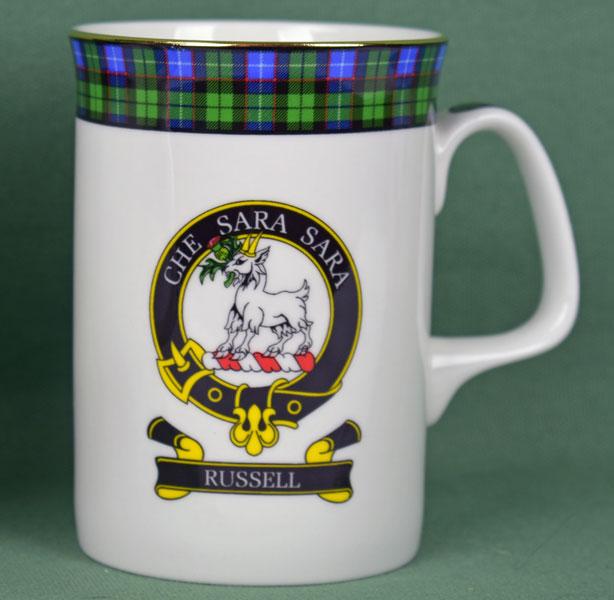 Russell Clan Mug