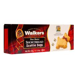 Scottie Dog Shortbread Cookies from Walkers