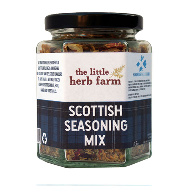 Scottish Seasoning Mix - 1.5 oz. jar