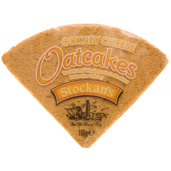 SALE Stockan's Cheese Oatcakes