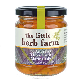 St. Andrews Marmalade - Lemon, Orange & Grapefruit