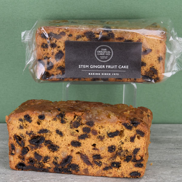 Original Cake Co - Stem Ginger Cake 8 oz.