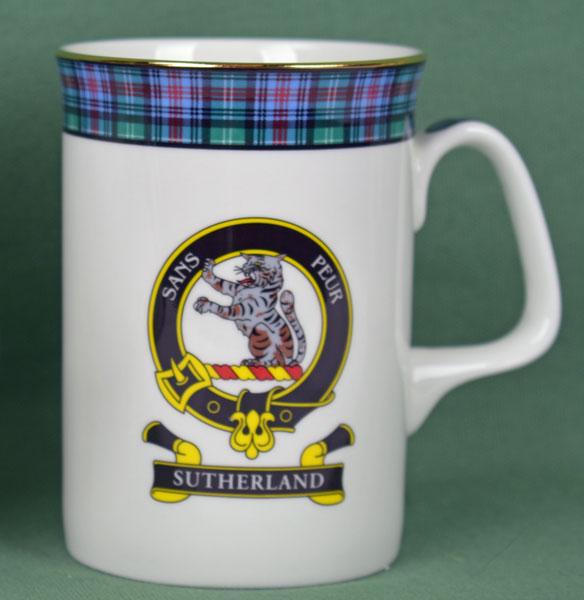 Sutherland Clan Mug