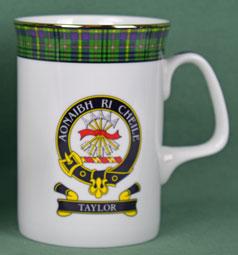 Taylor Clan Mug