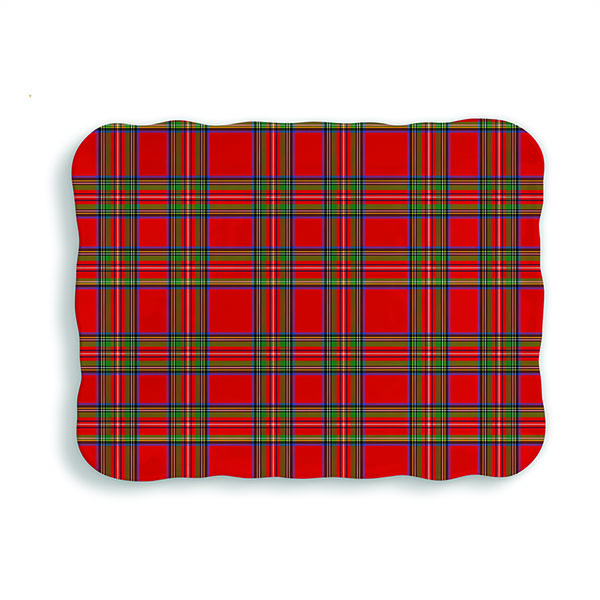 SOLD OUT Tartan Cookie Tray