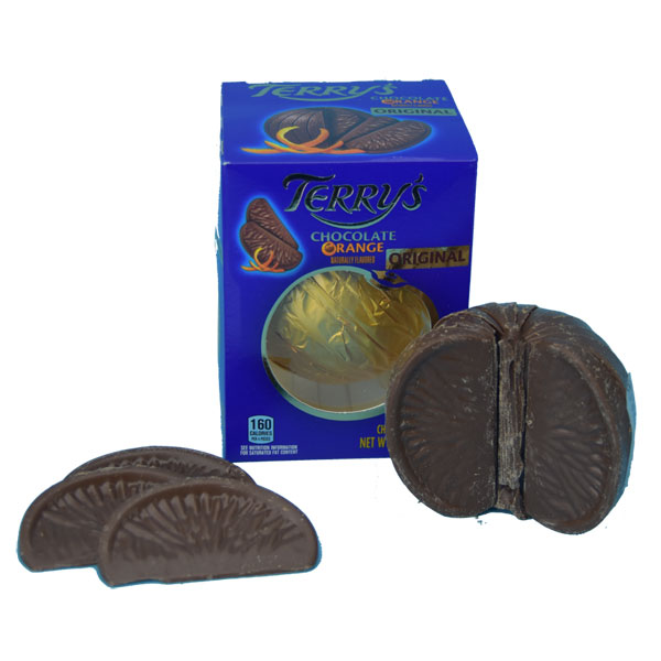 SALE Terry's Milk Chocolate Orange