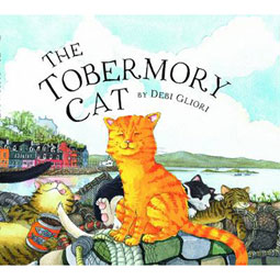 SOLD OUT Tobermory Cat Postal Book