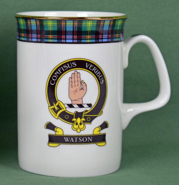 Watson Clan Mug