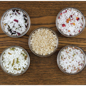 Salts, Seasonings & Savory Sauces