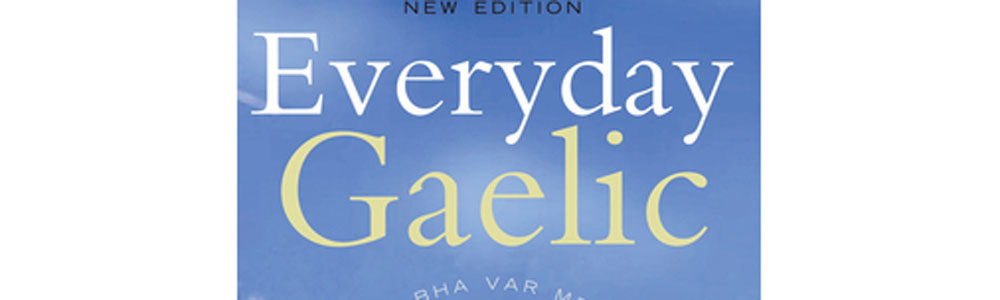 Gaelic Language Books