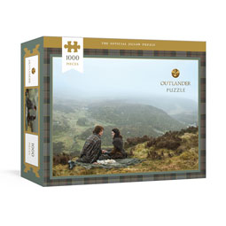 SALE Outlander Puzzle - 1000 pieces