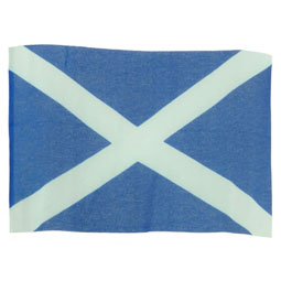 Saltire Scottish Flag 36 inch by 24 inch