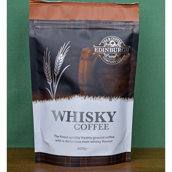 Whisky Coffee - half pound ground