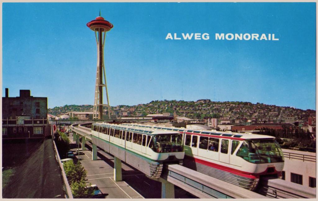 Alweg Monorail