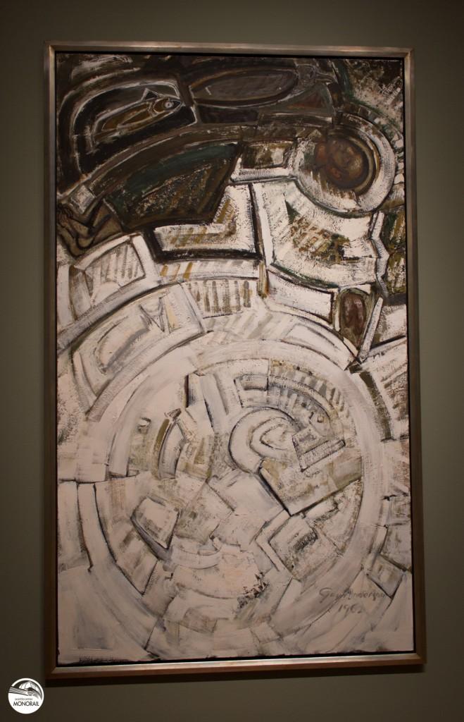 Language Wheel Seattle Art Museum