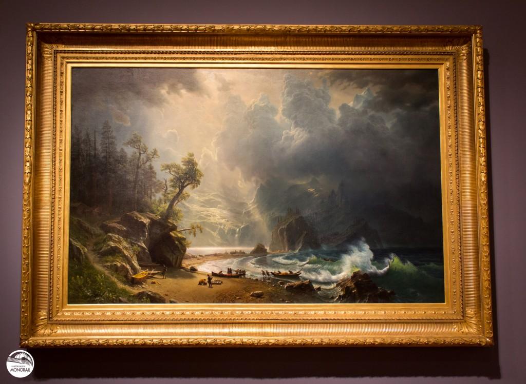 Columbia Gorge Seattle Art Museum