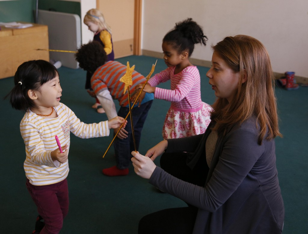Story Drama #3 by Seattle Children's Theatre