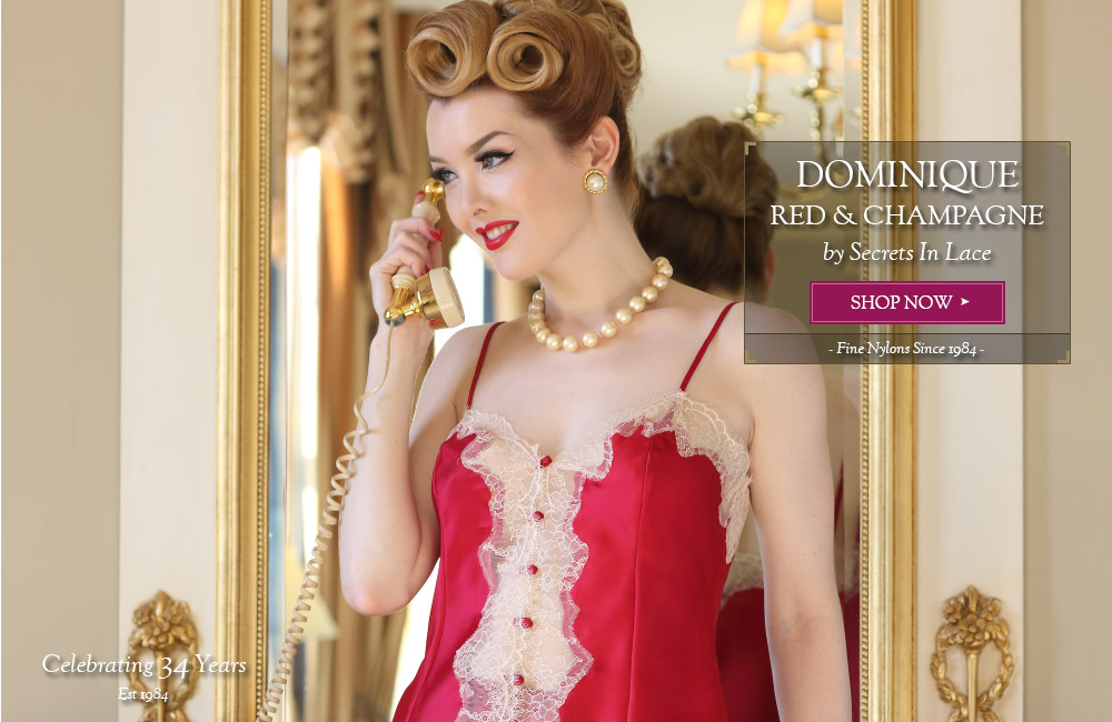Buy Red Lingerie for your special occasions