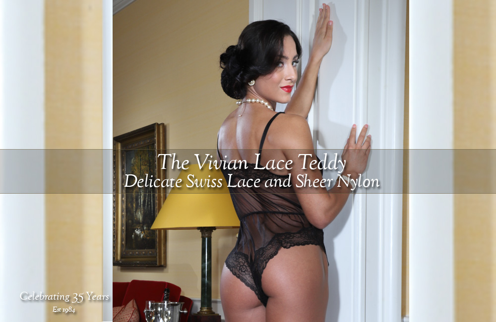 Vivian Lace Collection